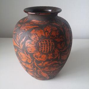 Other - Vintage Art Deco Ceramic Vase by Hakenjos